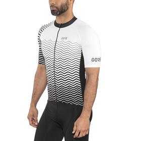 GORE WEAR C3 Jersey Herren white/black/black
